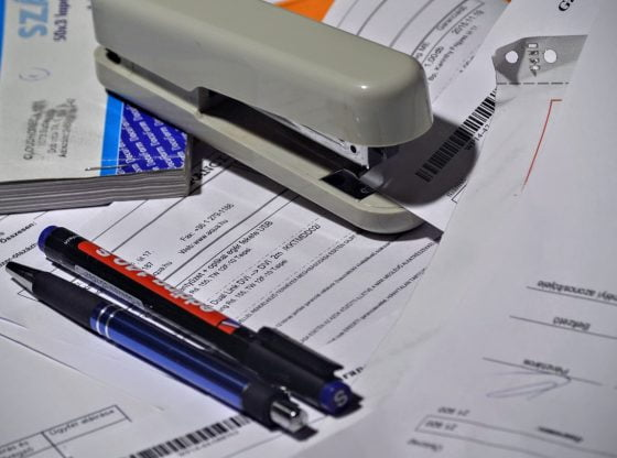 Modèle de facture auto-entrepreneur pour le rédacteur web freelance