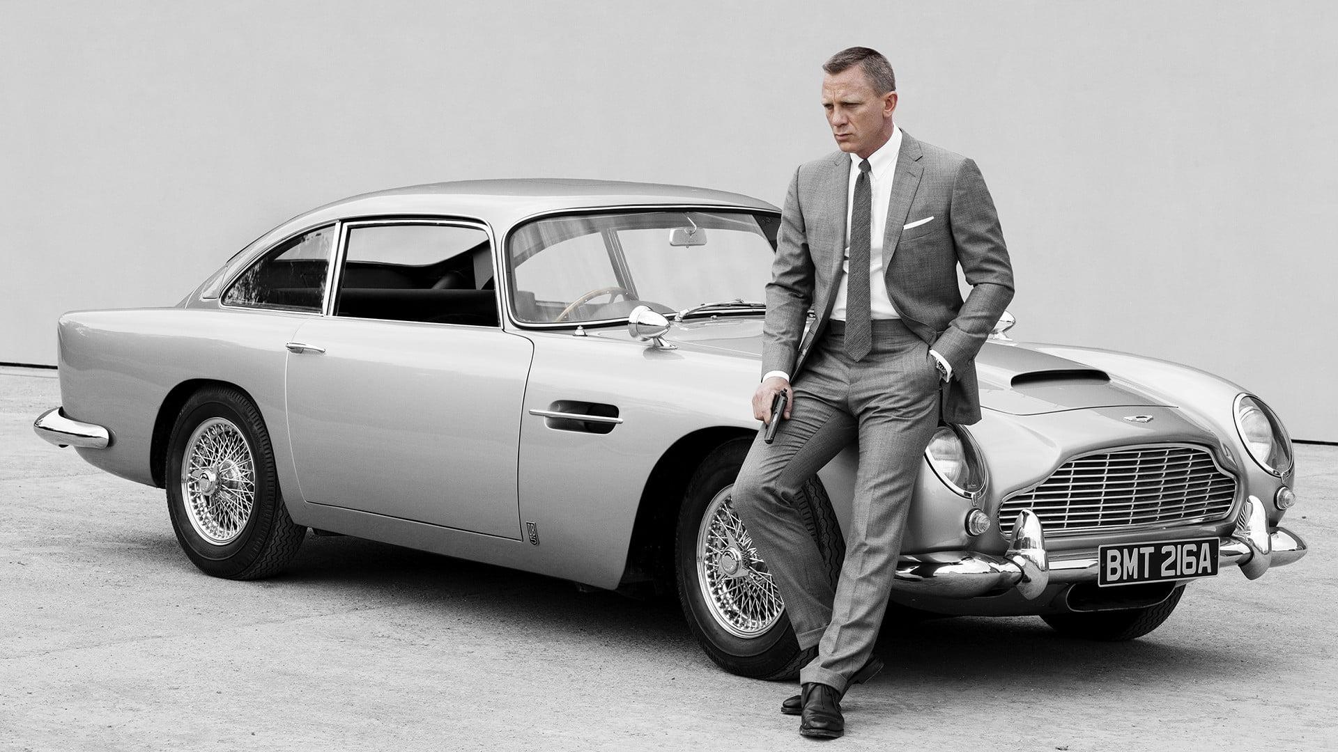James Bond et ses supercars : une relation iconique